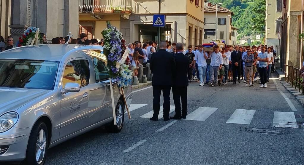 Funerali Lorenzo