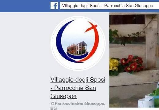 Logo parrocchia Villaggio Sposi