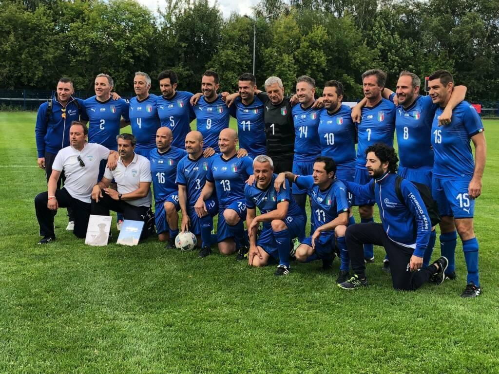 Nazionale italiana sindaci
