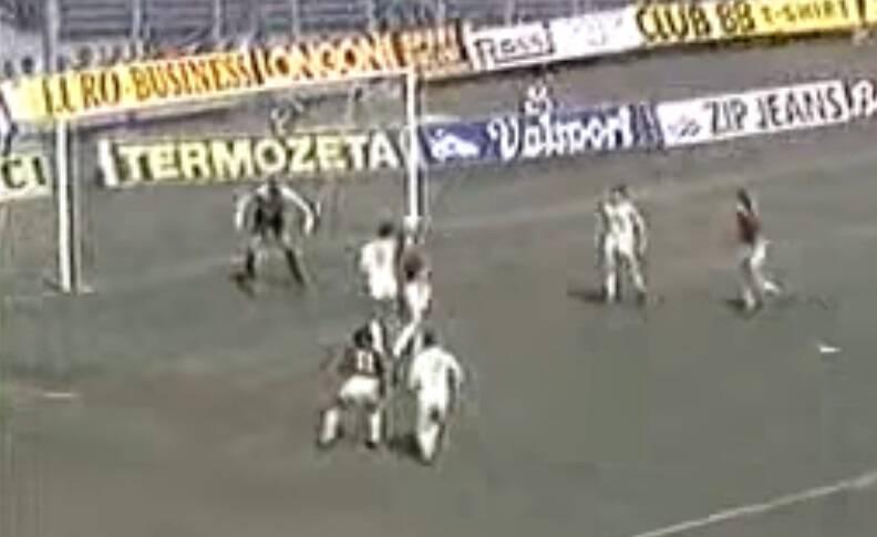 Milan Bari 4-0