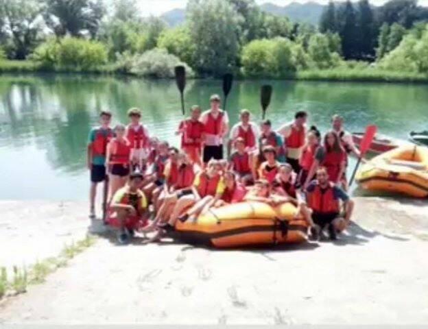 Gita del Cre di Bergamo Alta