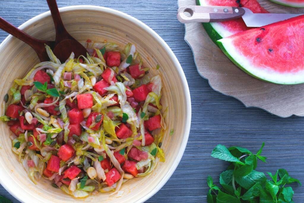 insalata all'anguria