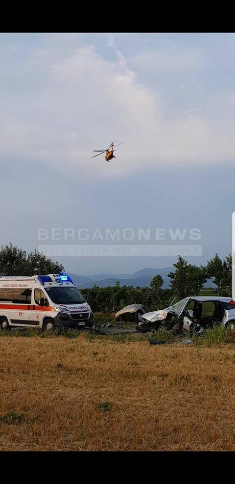 martinengo incidente (foto Mirko Maffeis)
