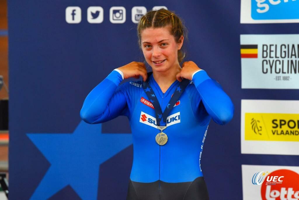 Miriam Vece - Campionati Europei Juniores e Under 23 2019