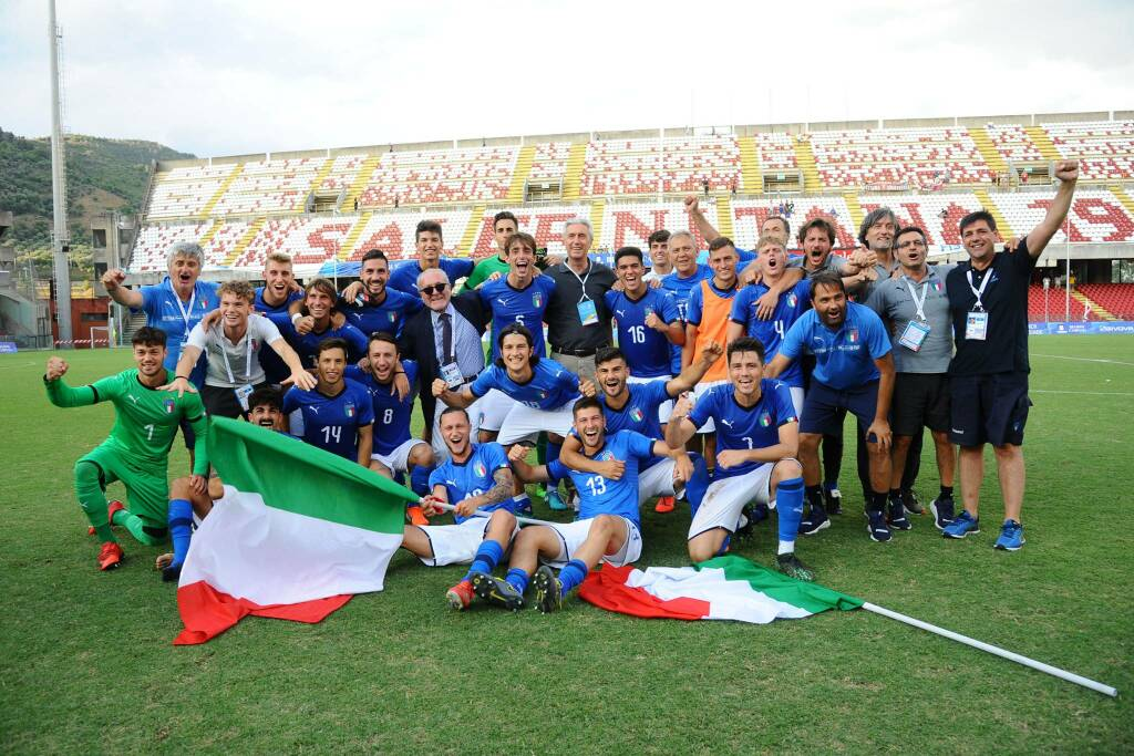Nazionale italiana di calcio - Universiadi 2019