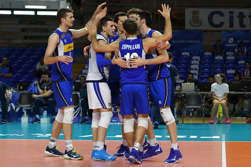 Nazionale Italiana Pallavolo maschile - Universiadi 2019