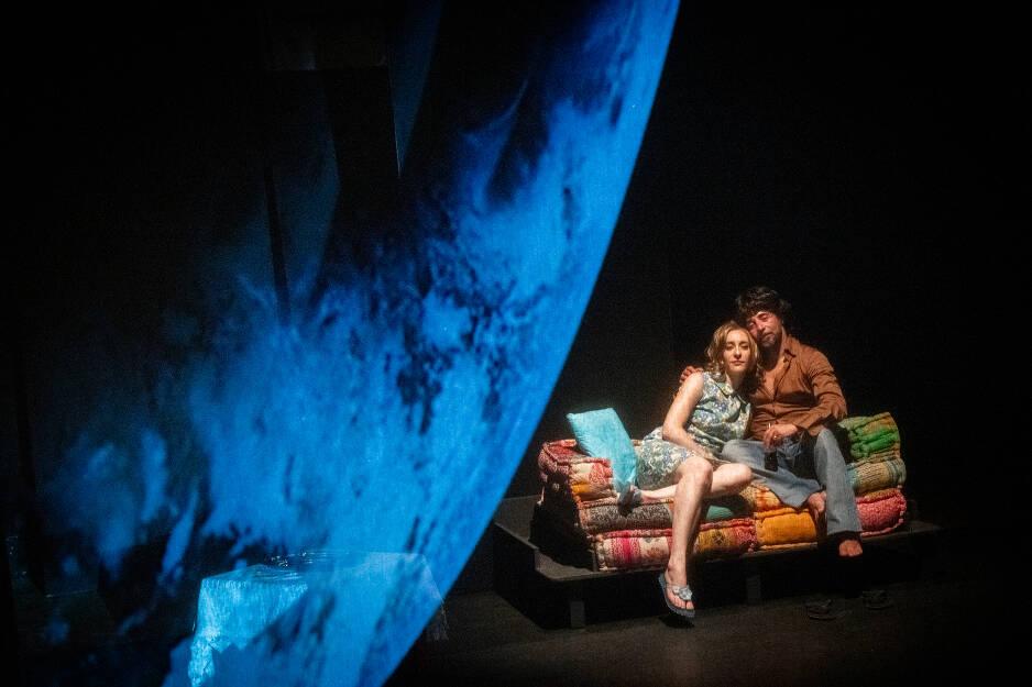Pandemonium Teatro: nel weekend uno spettacolo dedicato al 50esimo dello sbarco sulla luna
