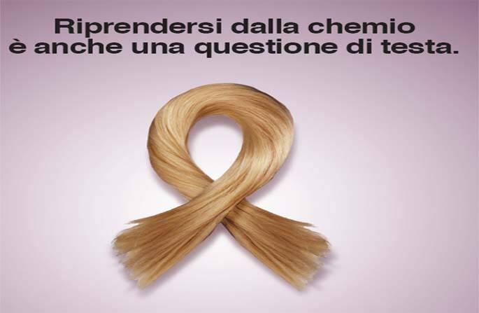 parrucca chemio