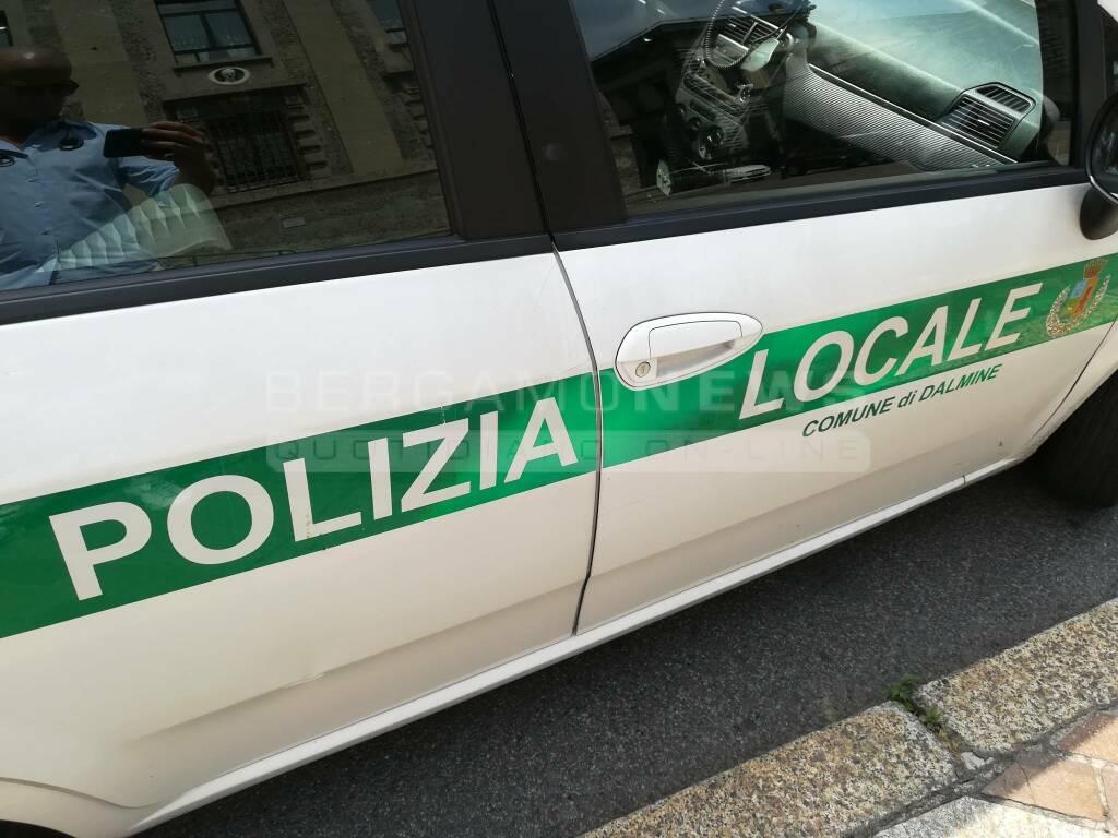 Polizia locale Dalmine nostra