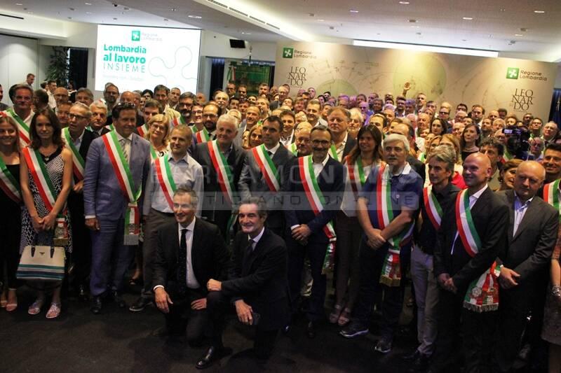 sindaci lombardi 2019