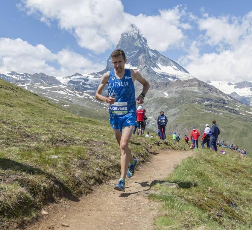 Xavier Chevrier - Campionati Europei di corsa in montagna 2019