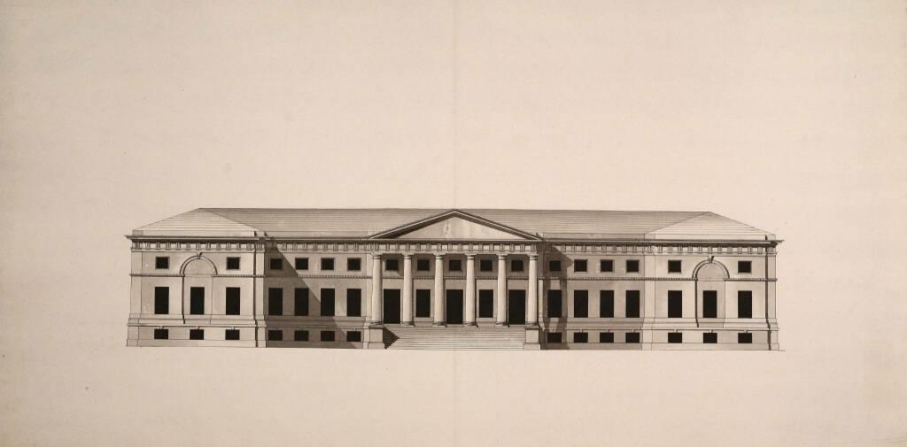 Alla Carrara mostra dedicata a Giacomo Quarenghi