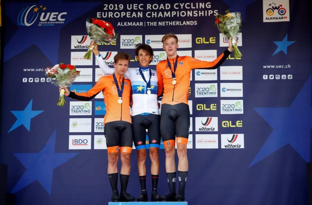 Andrea Piccolo - Campionati Europei di ciclismo 2019