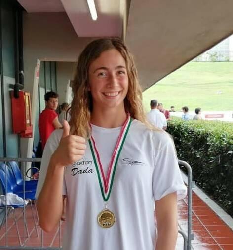 Daniela Piccinini - Campionati italiani di categoria 2019