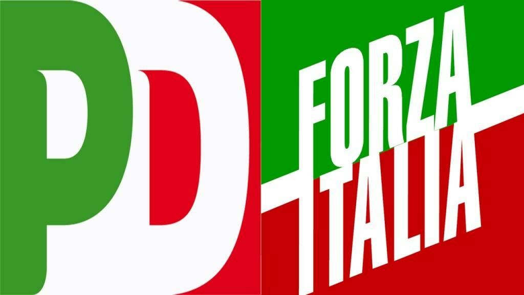 forza italia pd