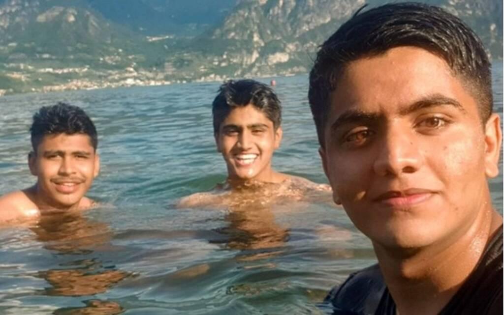 fratelli annegati a tavernola