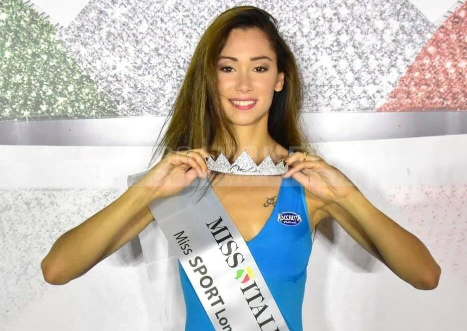gaia trussardi concorso miss italia 2019