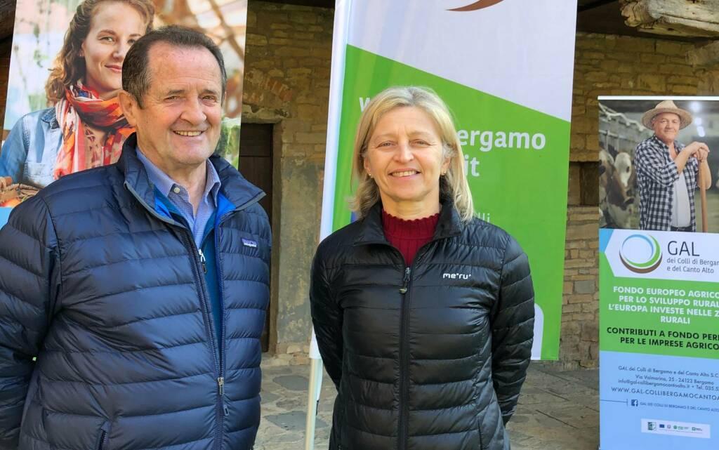 Gal Bergamo e Canto Alto
