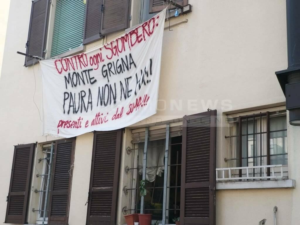 Case occupate a Celadina