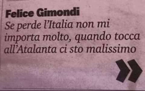 Gimondi Atalanta