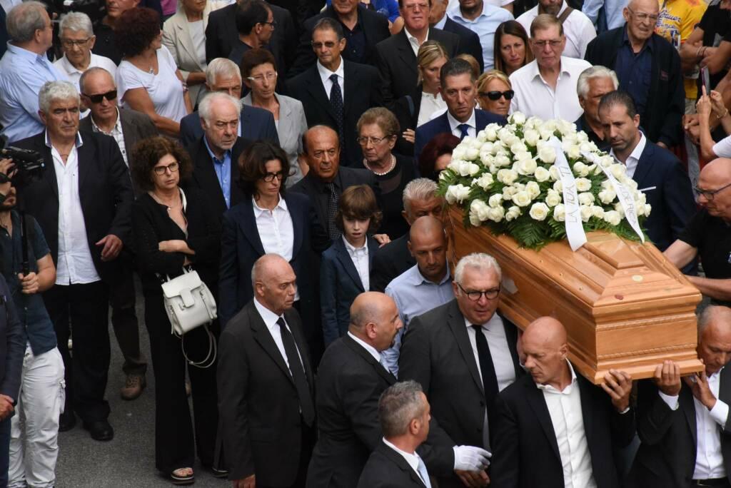 I funerali di Gimondi