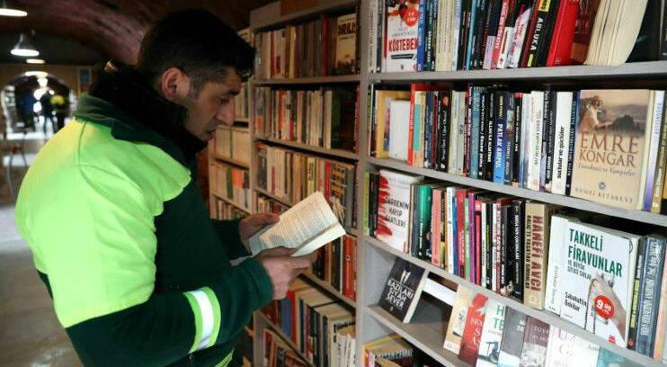 libreria dei netturbini