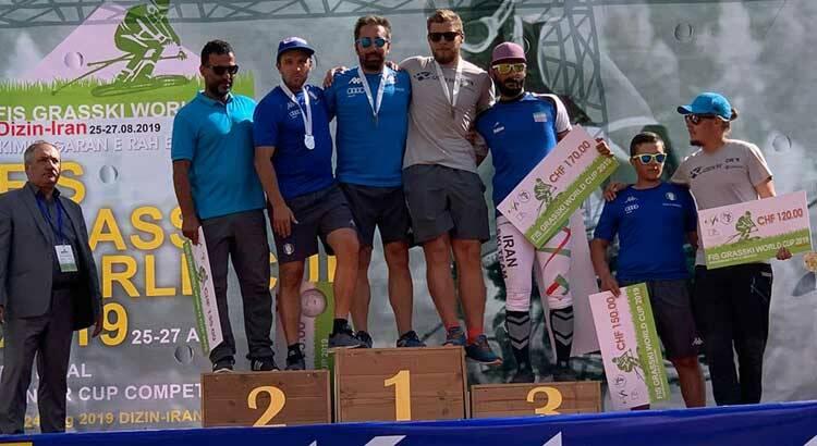 Lorenzo Gritti - slalom speciale Dizin 2019