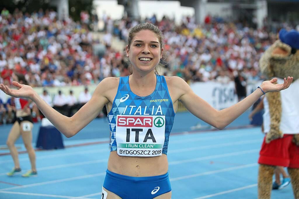 Marta Zenoni - Campionati Europei a squadre 2019