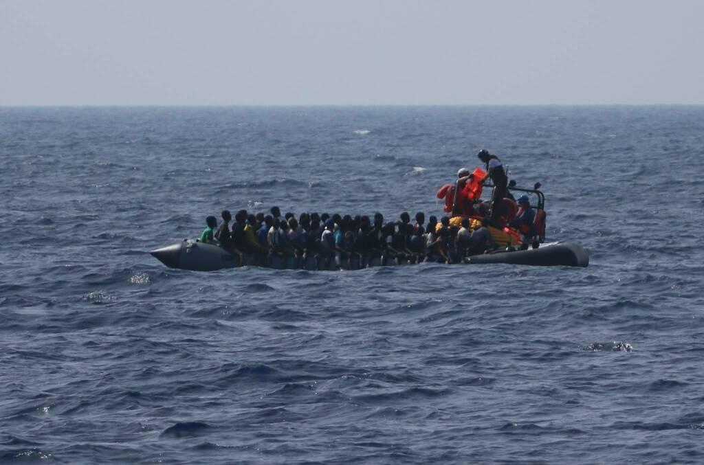 Ocean Viking Medici senza frontiere