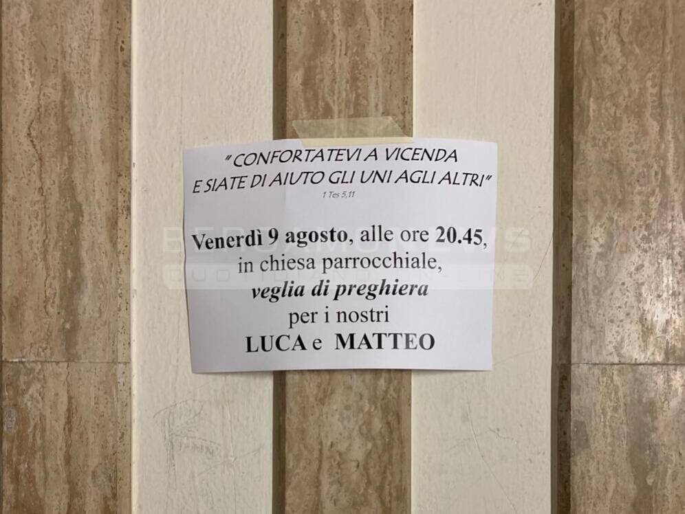Veglia incidente azzano