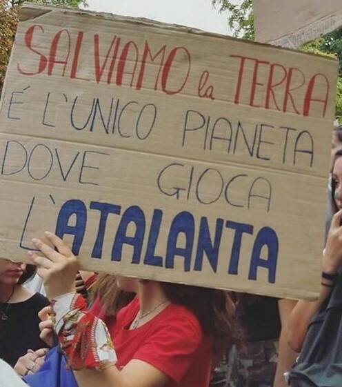 atalanta Fridays for future