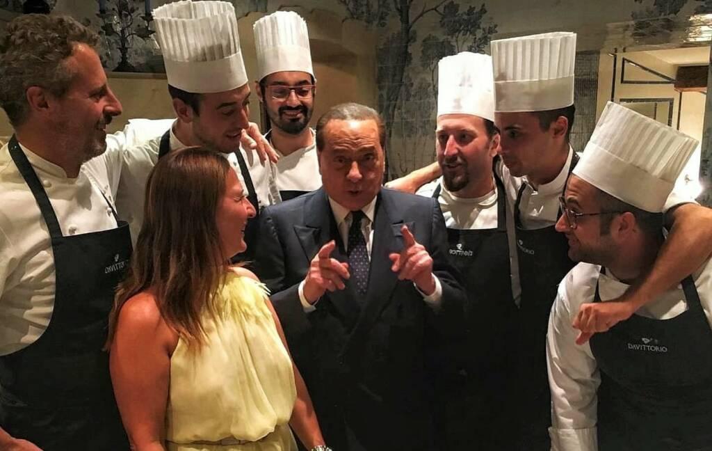 Berlusconi Da Vittorio