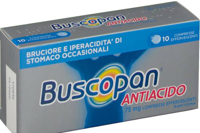 buscopan antiacido