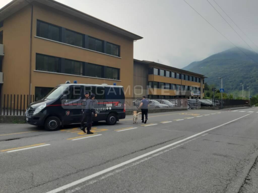 carabinieri zogno controlli scuole