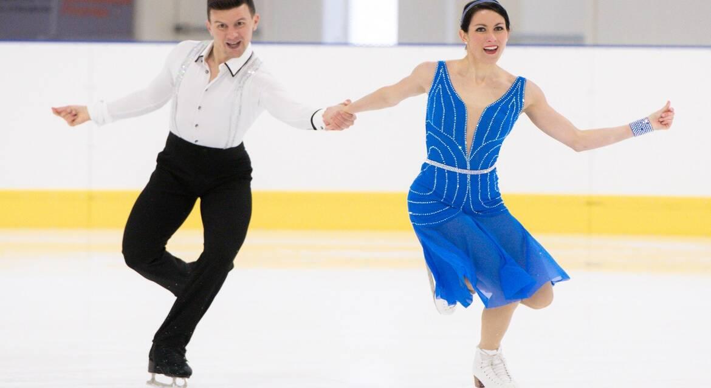 Charlene Guignard e Marco Fabbri - Lombardia Trophy 2019