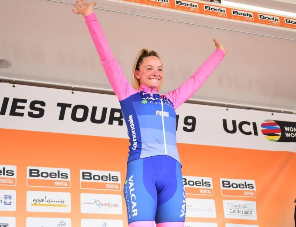 Chiara Consonni - Boels Ladies Tour 2019