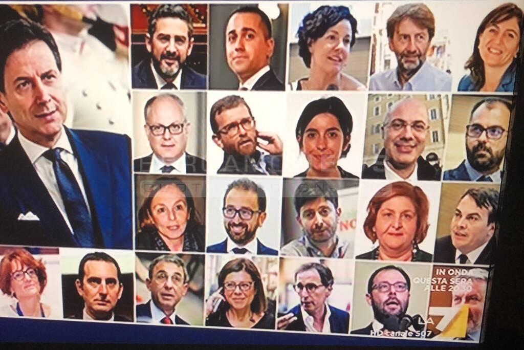 Conte bis ministri