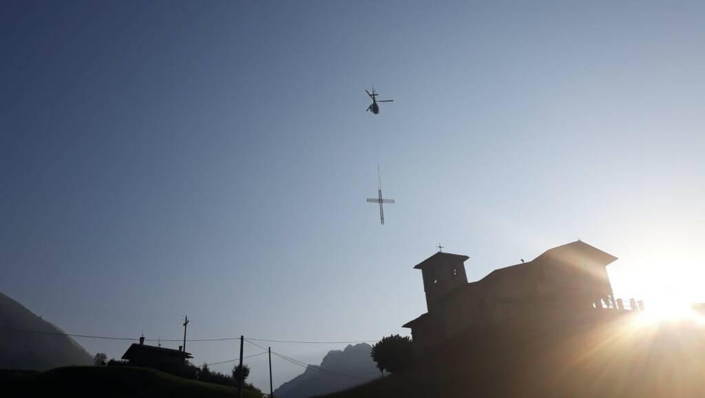 Croce monte Corno