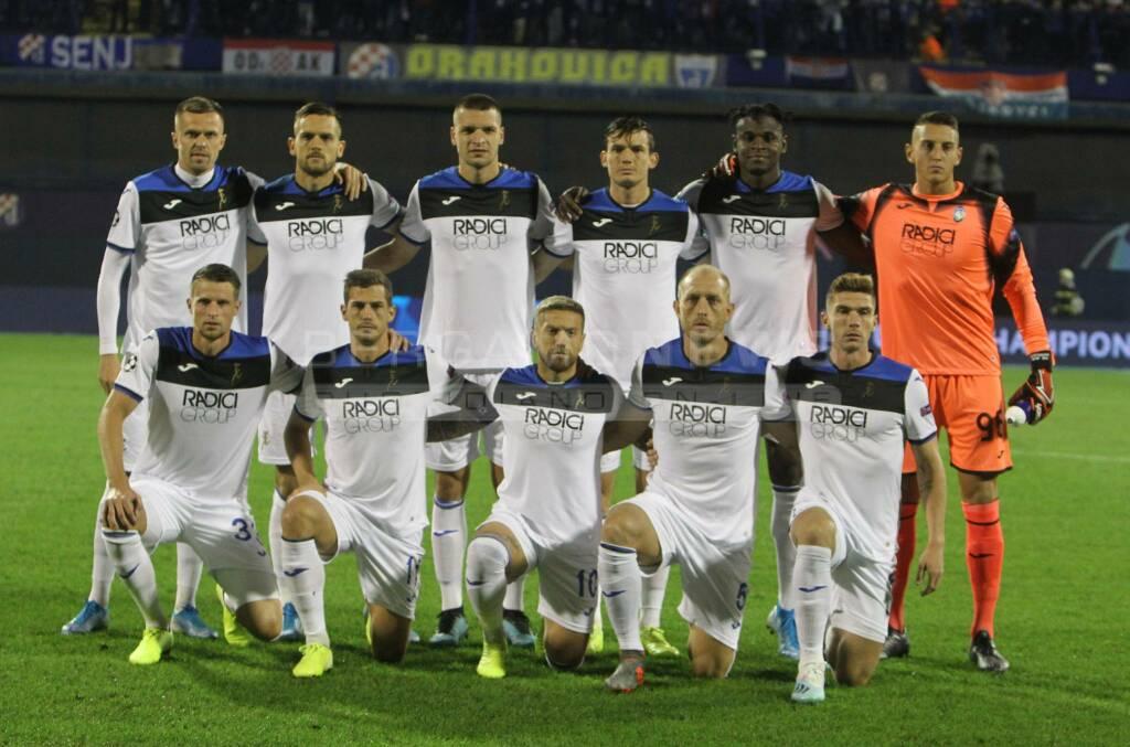 Dinamo Zagabria-Atalanta