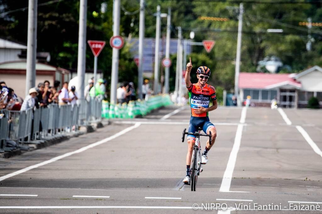 Filippo Zaccanti - Tour de Hokkaido 2019