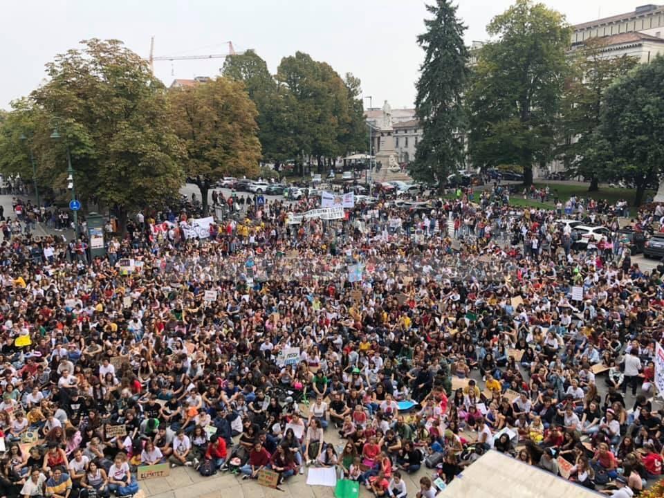 Fridays for future 2019 sciopero clima