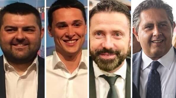 Sorte, Benigni, Franco, Toti