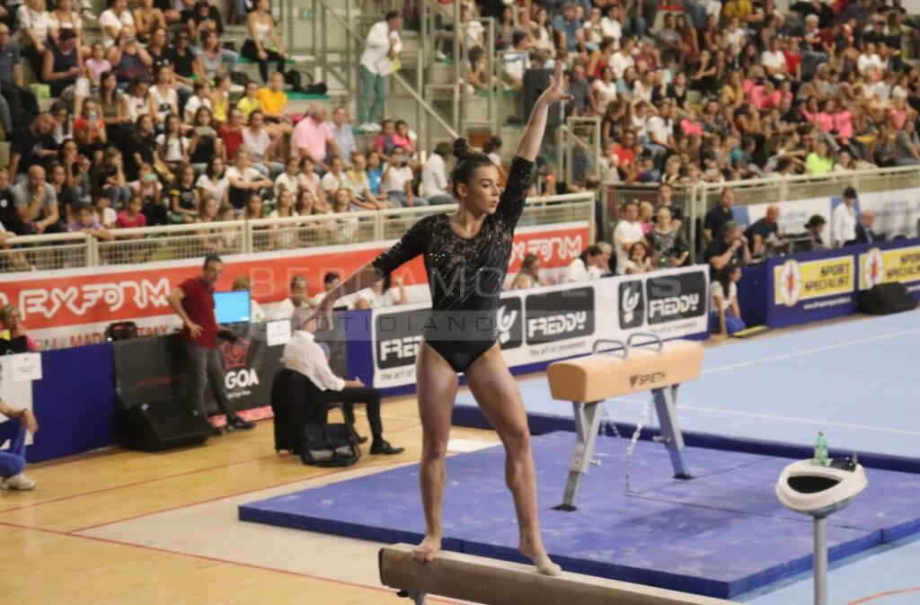 Giorgia Villa - Campionati Italiani 2019