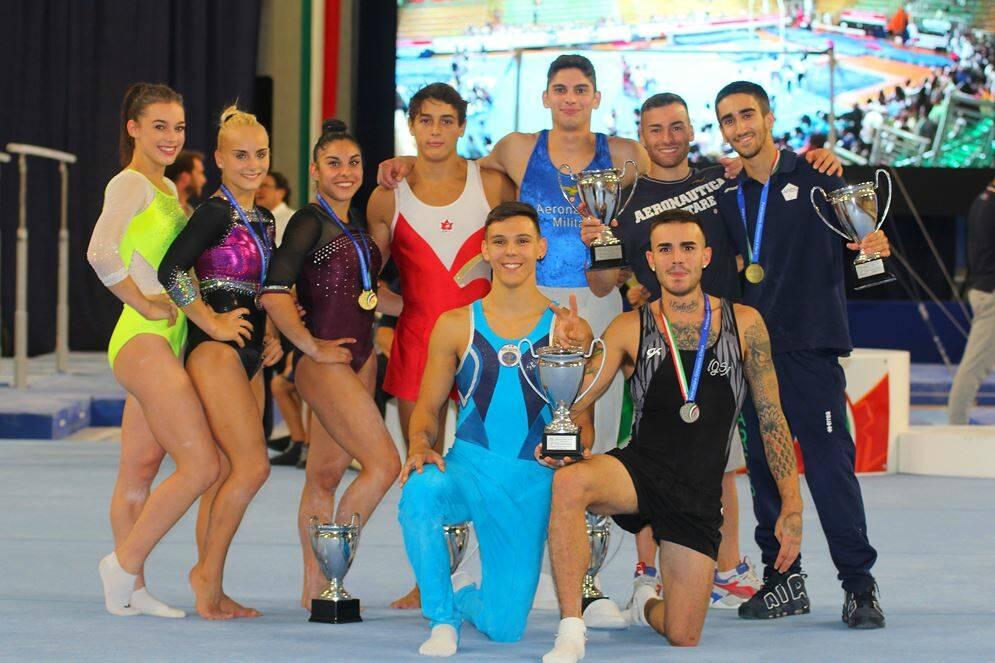 Giorgia Villa - Campionati Italiani Ginnastica Artistica 2019