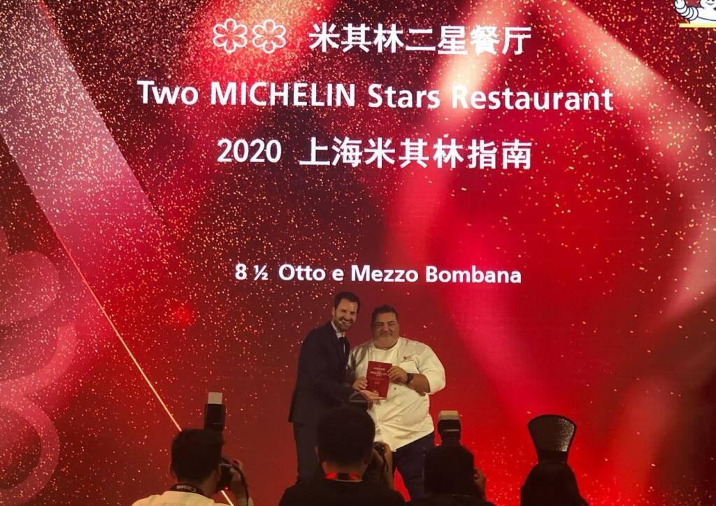 guida michelin shangai 2020