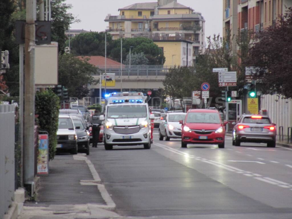 Incidente via Corridoni