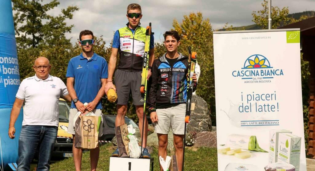 Luca Curti - Coppa Italia di skiroll 2019