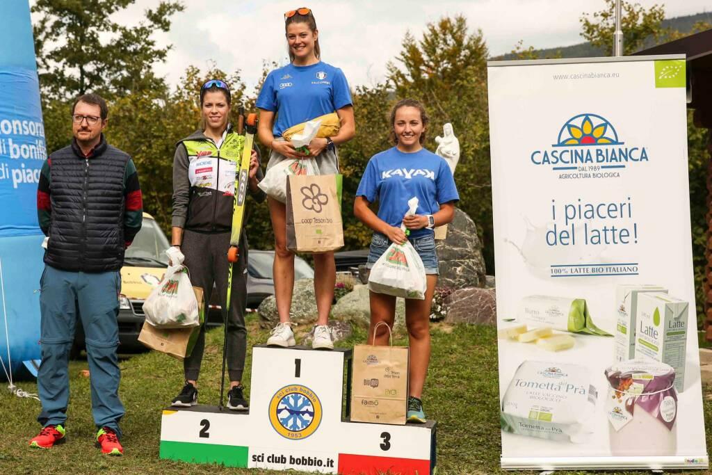 Valentina Maj- Coppa Italia Skiroll 2019