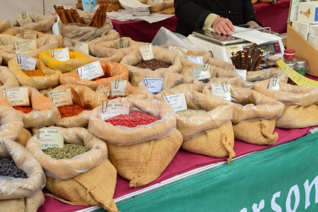 Street food market a Treviglio