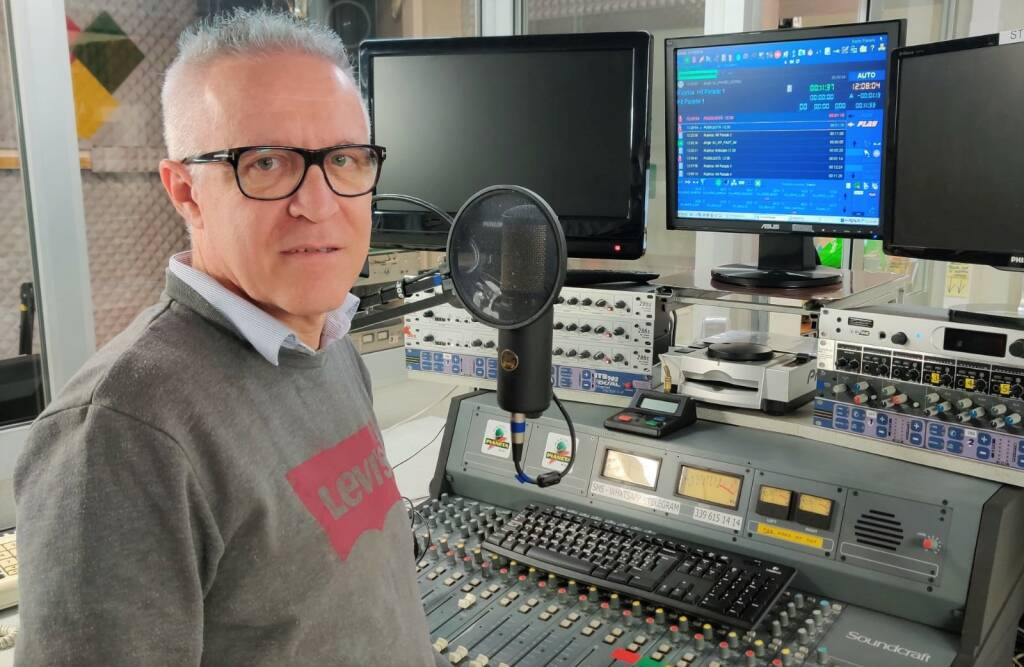 Alessandro Picco Radio Pianeta